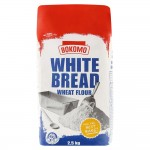 BOKOMO WHITE BREAD WHEAT FLOUR 2.5KG