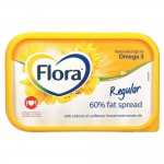 FLORA MEDIUM FAT SPRD TUB 500GR