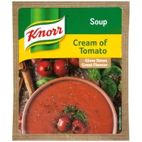 KNORR SOUP CREAM OF TOMATO 54GR